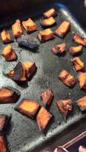 Burnt-ier nut squash